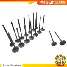 Exhaust and Intake Valves Fits 90-95 Honda Accord Prelude 2.2L SOHC 16v F22A1