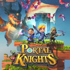 Portal Knights Region Free Steam PC Key Fast Delivery