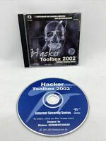 Rare Hacker Toolbox Windows 95/98/me/nt/2000/Xp Hacking Tools PC Software.
