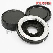 Minolta MD MC lens to Nikon F Mount Adapter DSLR Infinity D4 Df D810 D7200 D5500