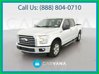 2015 Ford F-150 XL Pickup 4D 5 1/2 ft Alarm System Hill Start Assist Control Power Steering Traction Control Power