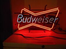 VINTAGE COLLECTIBLE BUDWEISER BEER LIGHT FOR YOUR MAN CAVE