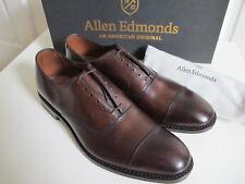 NIB $425 Allen Edmonds Park Avenue Oxford Dress Shoes Brown sz 8.5 C