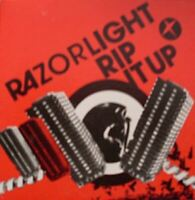 RAZORLIGHT rip it up (CD, single) indie, alternative rock, very good condition,
