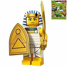 LEGO 71008 MINIFIGURES Series 13 #08 Egyptian Warrior with unused code