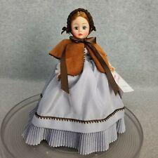 "9-1/2"" MME Alexander Madame Alexander Portrettes Anastasia Cissette Doll  w Tag"