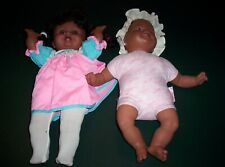 Set of 2 Eegee Doll and Anne Geddes Doll