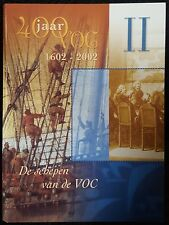"MDS Países Bajos euro-kms 2002 bu"" 400 jaar VOC ""II"