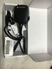 Motorola Oem Rmn5072B Xts2500 Xts1500 Mt1500 Pr1500 Speaker Microphone New Other
