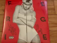 FERGIE -  DOUBLE DUTCHESS AUTOGRAPHED LP SIGNED (TARGET EXCLUSIVE ) NEW&SEALED