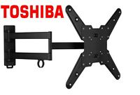 Articulating Swivel TV Bracket Wall Mount 37 40 42 50 55 Toshiba LCD LED Plasma