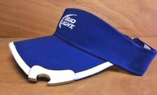 Bud Light Visor Hat with Built in Bottle Opener Adjustable New & Free Shipping.