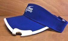 Bud Light Visor Hat with Built in Bottle Opener Adjustable New & Free Shipping.