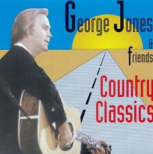 GEORGE JONES AND FRIENDS : COUNTRY CLASSICS / CD - TOP-ZUSTAND