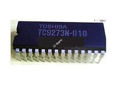 TOSHIBA TC9273N-010 SDIP-28  ANALOG SWITCH ARRAY ICs