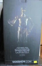 Star Wars C-3 PO, sideshow, Hot Toy, limited edition, in original packageing