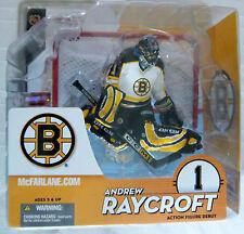 McFarlane Andrew Raycroft NHL 9 Regular & Chase Variant Boston Bruins
