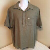 Artex Summit Mens Polo Shirt Original Cellular 100% Cotton XL New Zealand Made