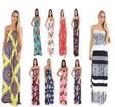 Casual Dresses Kaftan/Beach with Strapless/Bandeau