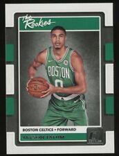 2017-18 Donruss The Rookies Jayson Tatum Boston Celtics RC Rookie