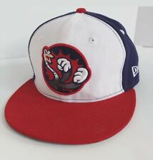Reading Phillies Ostrich 59/50 Fifty Size 6 7/8 New Era MLB Fitted Cap Hat Youth