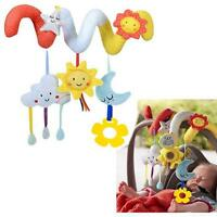 Baby Activity Spiral Toy for Car Seat Pushchair Pram Stroller Cot Bed Activity