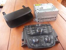 Radio/CD Player + Radiobedienung + DISPLAY Opel Meriva B 13362776 13334053 CD400