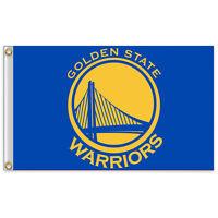 Golden State Warriors 3x5 Feet Banner Flag NBA