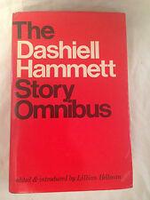 The Dashiell Hammett Story Omnibus - 1st/1st 1966 UK Cassell - Detective Crime