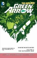 GREEN ARROW The Outsiders War Vol 5 by Jeff Lemire 2014 Paperback NM/M
