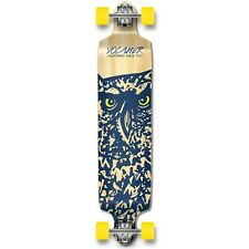 Yocaher Complete Spirit Owl Drop Down Longboard