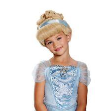Disney Princesses - Cinderella Deluxe Child Wig