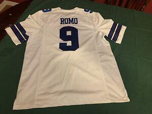 NWT Nike On Field Tony Romo Cowboys Jersey Mens XXL