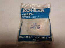 Kohler Cover 220136