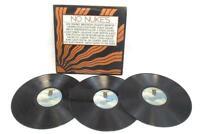 No Nukes 1979 Vinyl LP 3 Record Set Muse Concert Asylum Records Various Artist