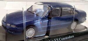Altaya 1/43 Scale Model Car Al2603H - Holden VS Commodore - Blue