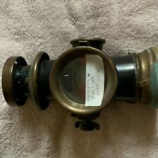 ANTIQUE CAR LAMp 1914 - Model T ford - good condition - Copper/brass/steel