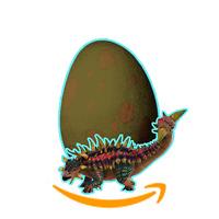 Ark Survival Evolved PC -PVE NEW [x3] Fert.Egg Aberrant ANKYLO  869% Base Damage