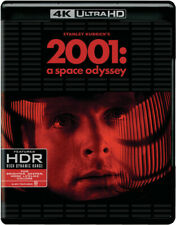 2001: A Space Odyssey [New 4K Uhd Blu-ray] 4K Mastering, Slipsleeve Pa