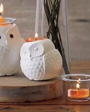 Partylite Baby Owl Tealight Holder BNIB