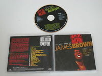 JAMES BROWN/SEX MACHINE/THE TRÈS BEST OF JAMES BROWN(POLYDOR 845 828-2) CD ALBUM