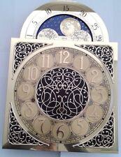 Ridgeway Grandfather clock dial for Hermle 1161-853 movement size 280 x2 80 x395