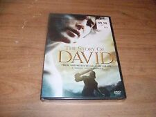 The Story of David: From Shepherd To King of Israel (DVD, 2009) Tale of Courage