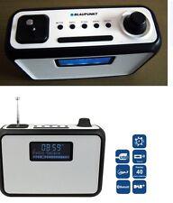 BLAUPUNKT PP15DAB Tragbaren Radio DAB AUX USB SD MP3 Tragbares Radio Bluetooth