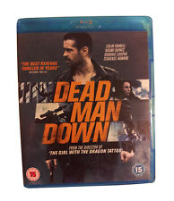 Dead Man Down (Blu-ray, 2013) - Brand NEW and Sealed