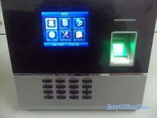 Time recorder fingerprint clocking in machine CLOCK FINGERPRINT CLOCKING IN