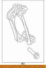 Dodge CHRYSLER OEM 07-09 Sprinter 2500 Brake-Rear-Adapter Left 68019138AA