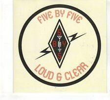 (HE950) Five By Five, Loud & Clear - 2015 DJ CD