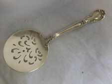 GORHAM 1895 CHANTILLY STERLING SILVER TOMATO SERVER MONOGRAM W 1920