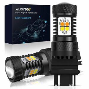 3157 CK Stander Socket 3030 Chip 16-LED White/Amber Switchback Turn Signal Light